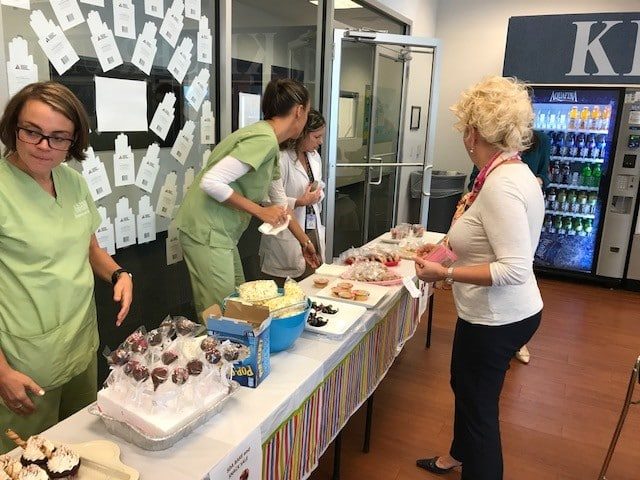 Dietetic & Nutrition Students Hold Fundraiser