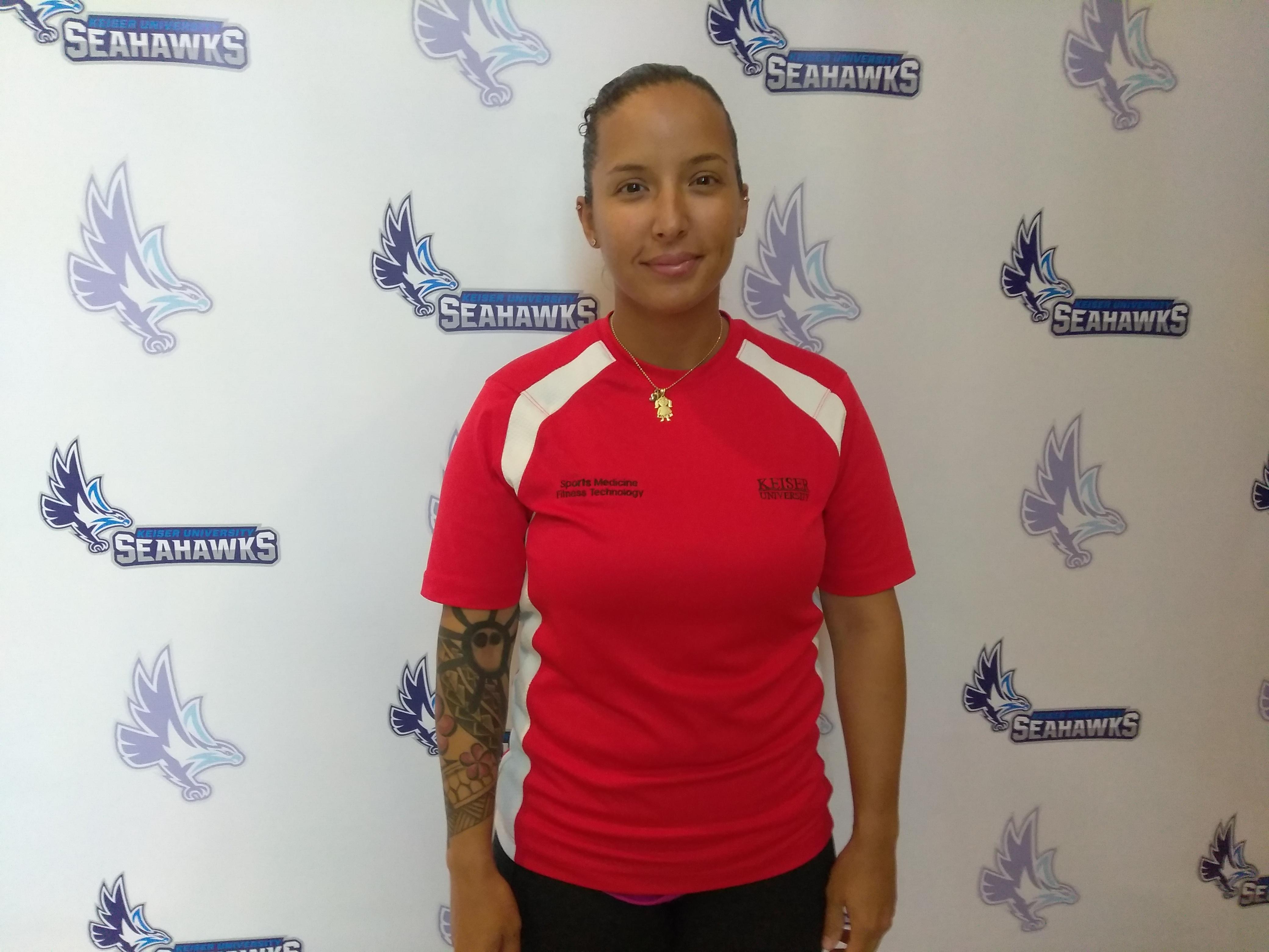 STUDENT SPOTLIGHT: Eizaleth Vega, Tampa SMFT Student