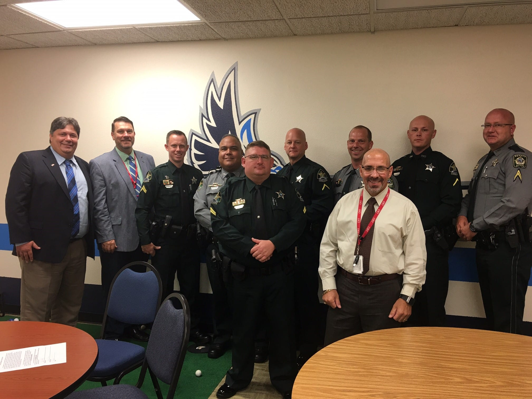 New Port Richey Campus Hosts the Pasco County Sheriff's Office
