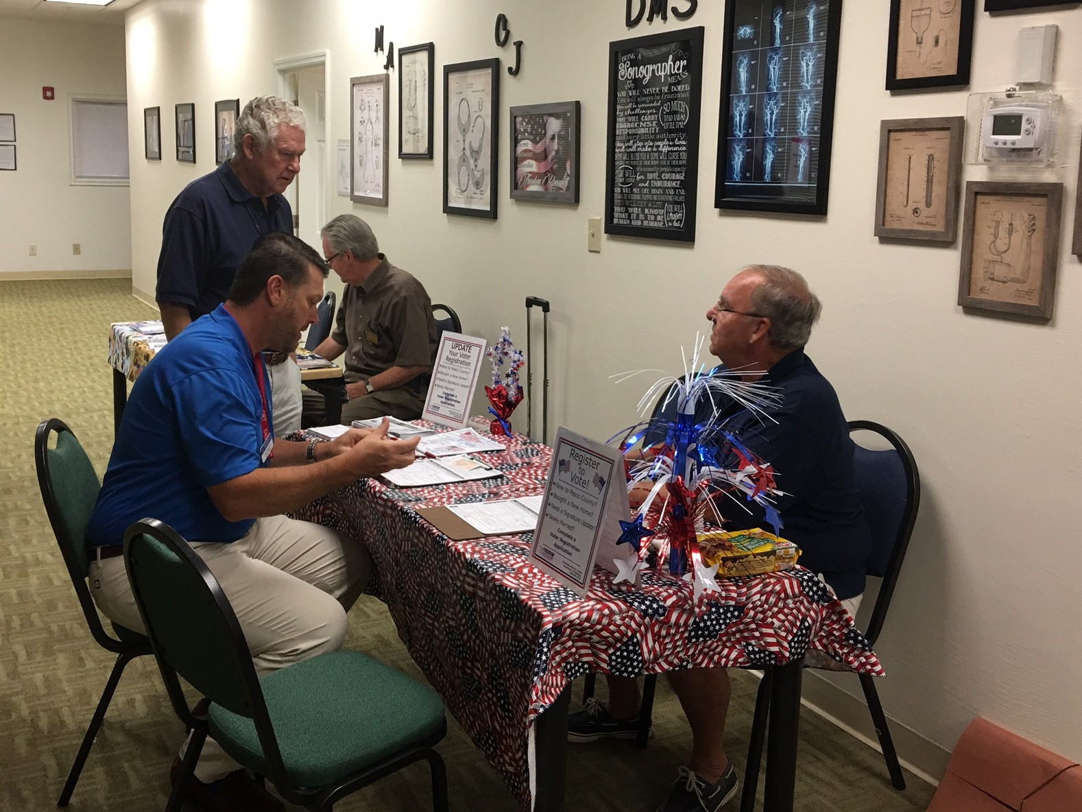 New Port Richey Celebrates Constitution Week