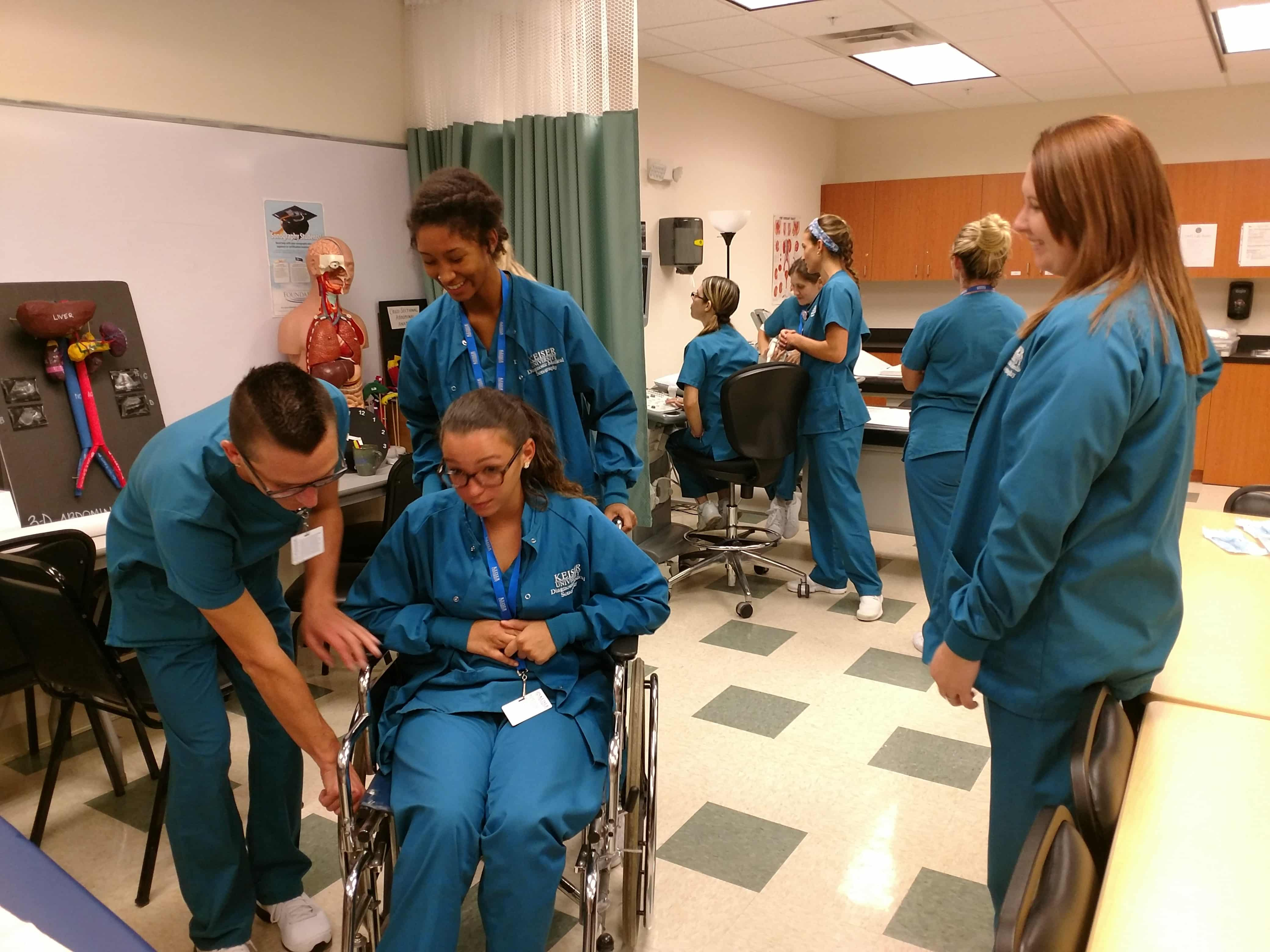New Port Richey DMS Students Learn New Skills