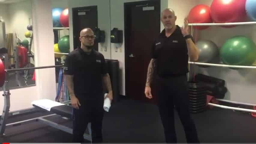 Coach's Corner: Jacksonville SMFT Demonstrates a Barbell Bench Press