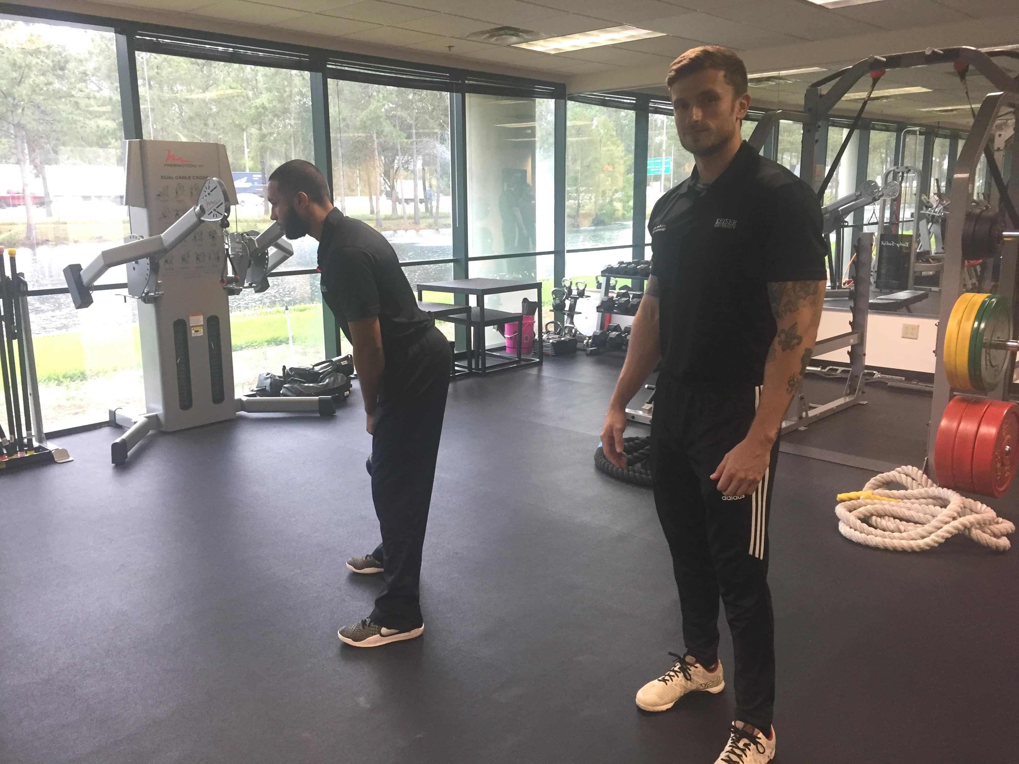 Coach's Corner: KU Jacksonville with Exercise of the Week – Kettlebell Swing