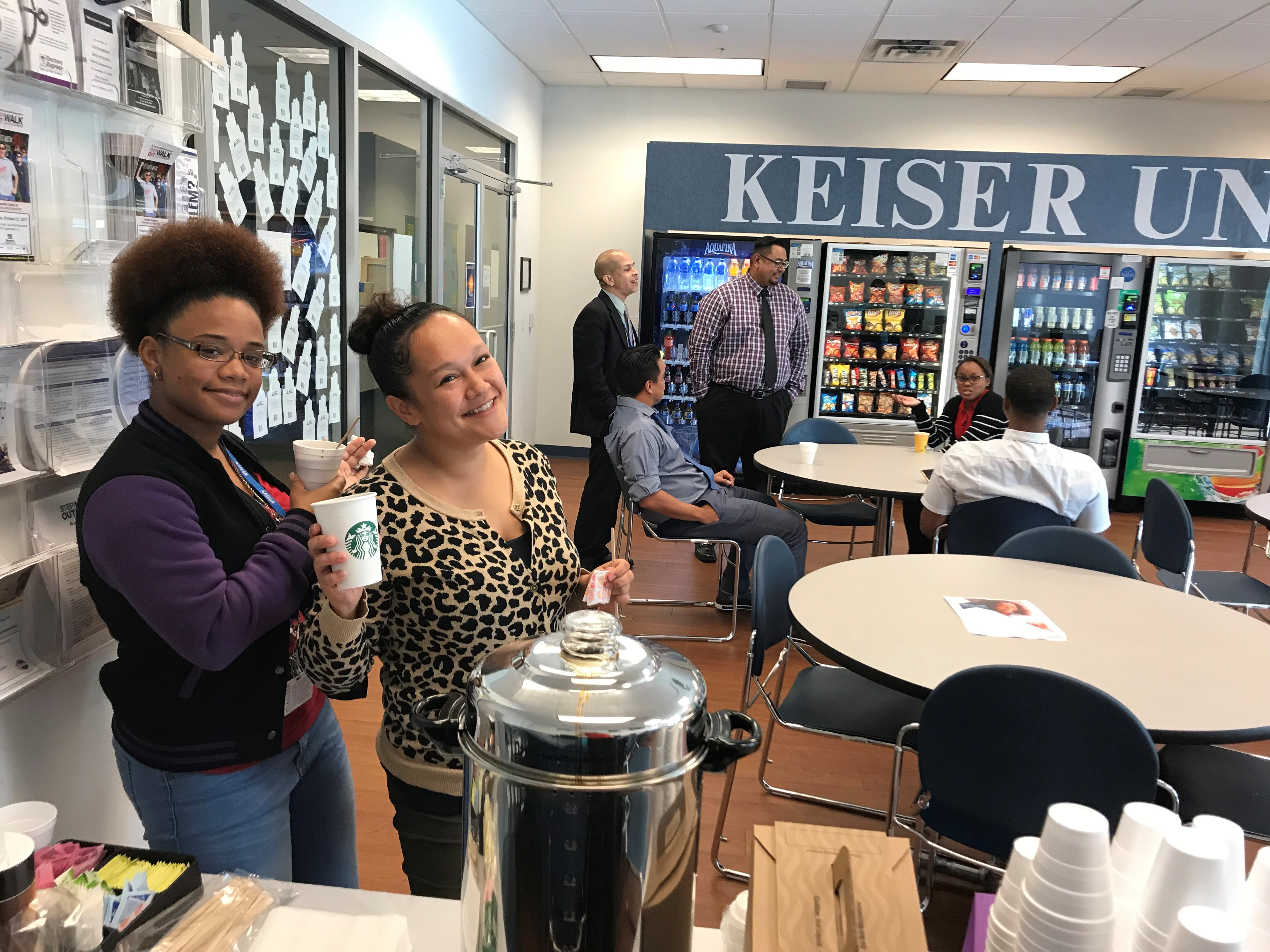 Pembroke Pines Raises Money for CFF with Coffee