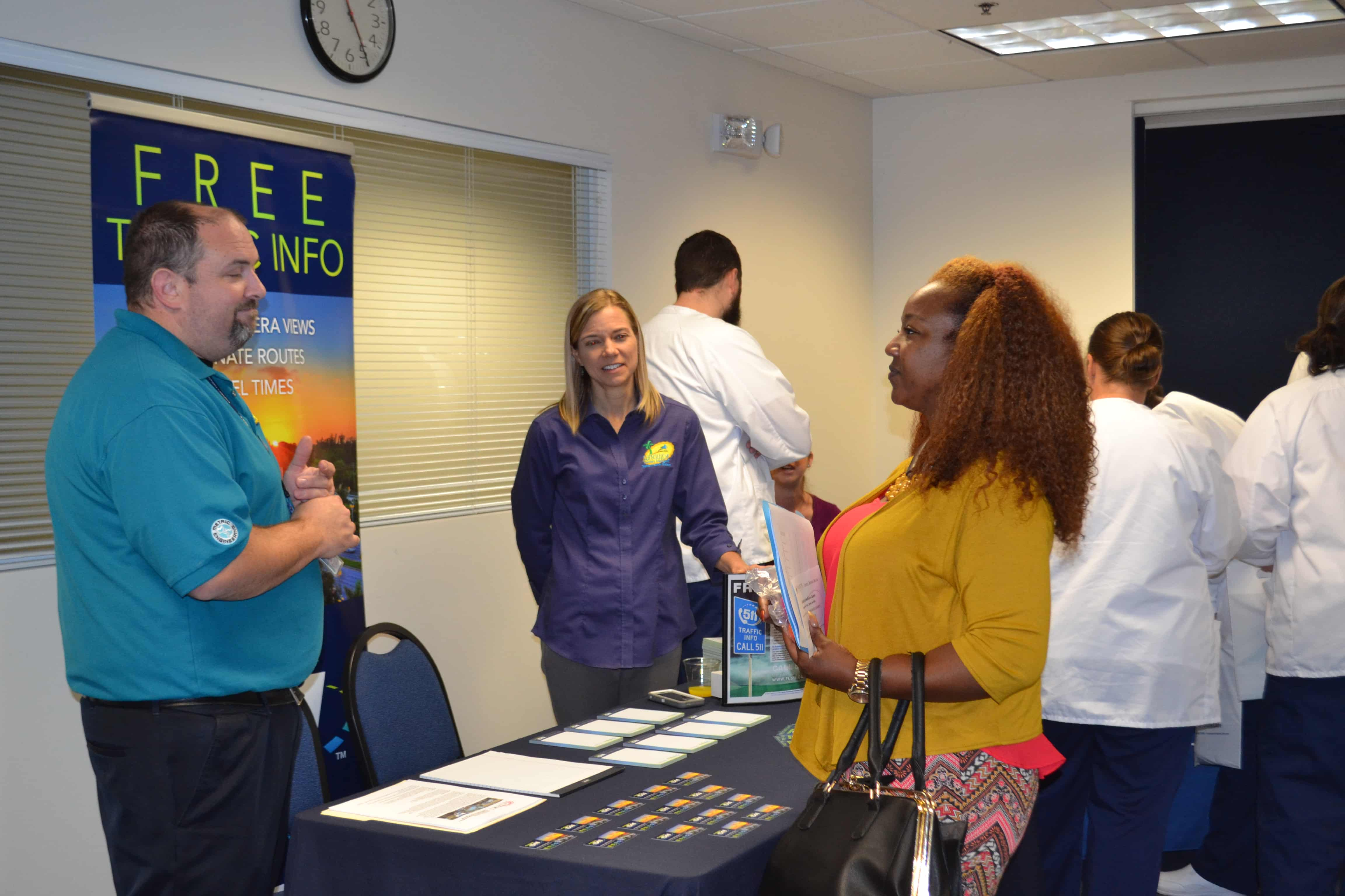 Jacksonville Holds a Job Fair