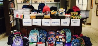 Back to School Supply Drive 8.2017