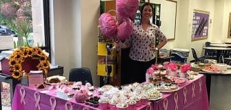Breast Cancer Bake Sale Oct. 2017