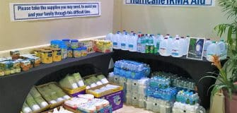 Hurricane Irma unused supply drive Sept. 2017 (1)