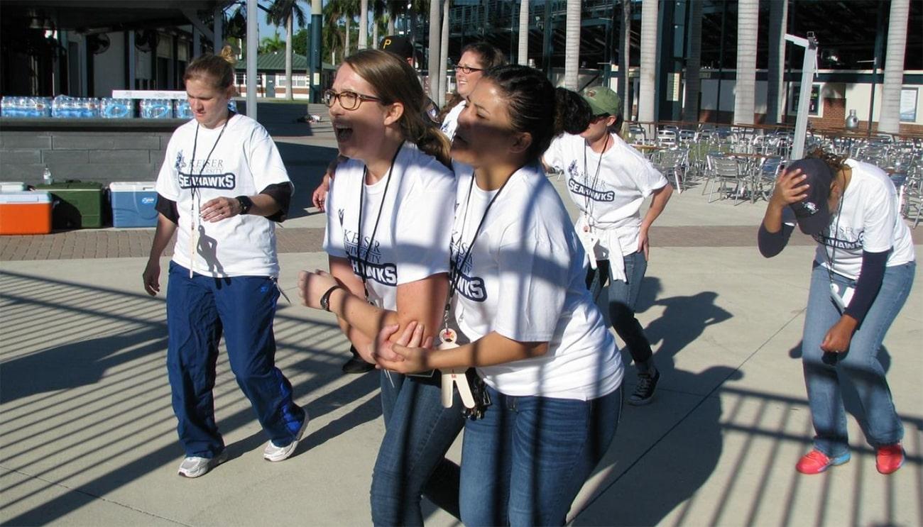 Sarasota Nursing Students Participated in Terrorism Preparedness Drill