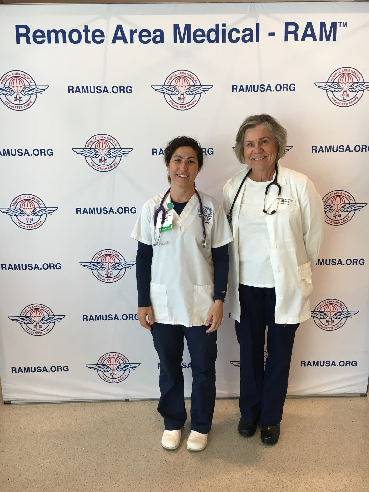 Sarasota Nursing Helped with Remote Area Medical