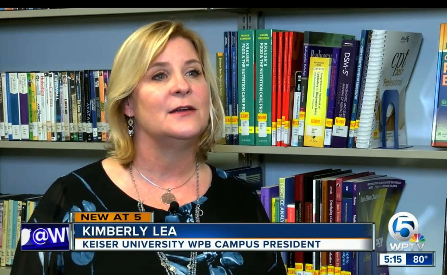 "WPTV Story Featuring President Kimberly Lea, ""Millennials are Changing the Workforce"""