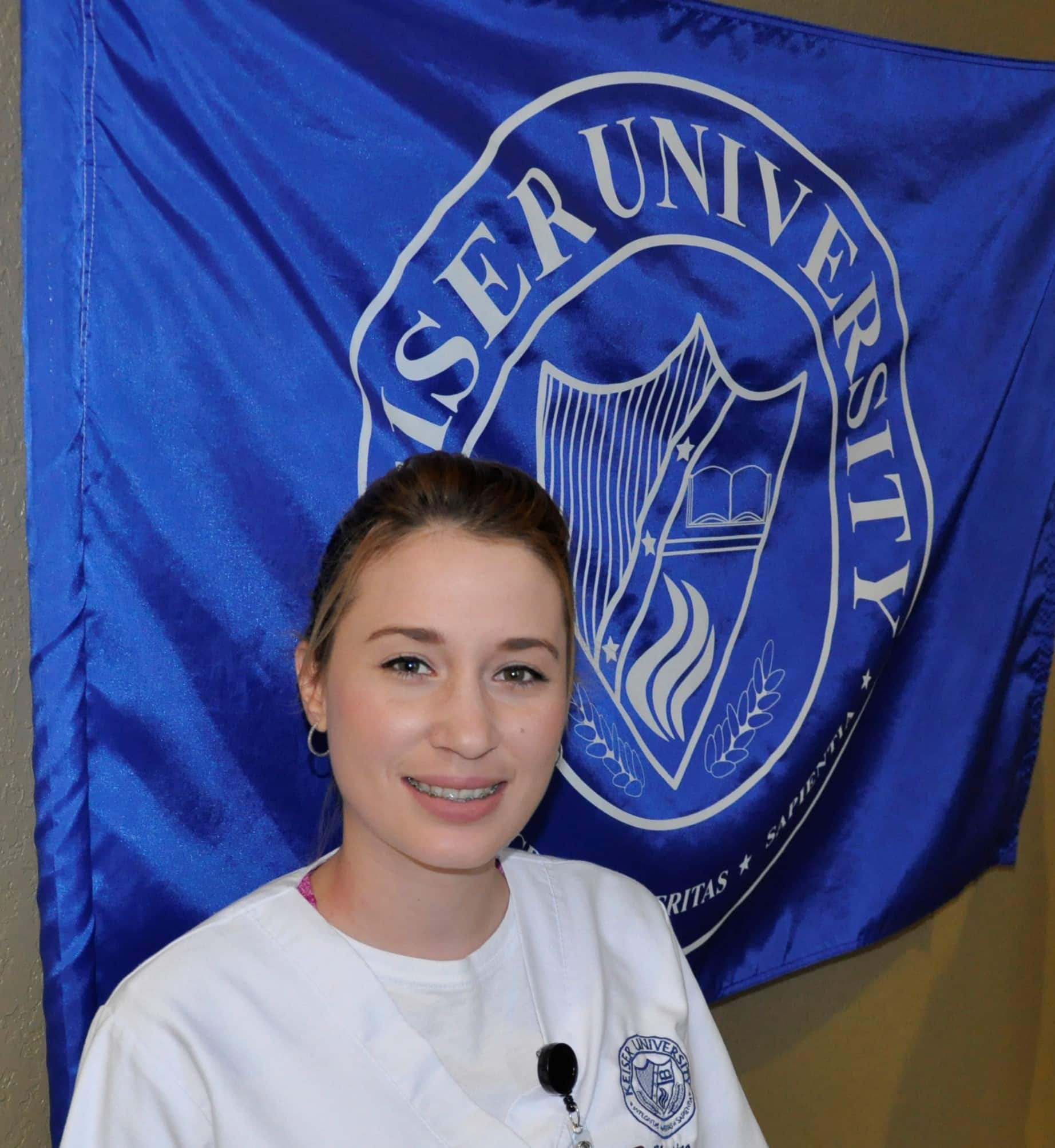 STUDENT SPOTLIGHT: PTK Scholarship Winner Arianne Gallo Gonzalez at KU Tampa