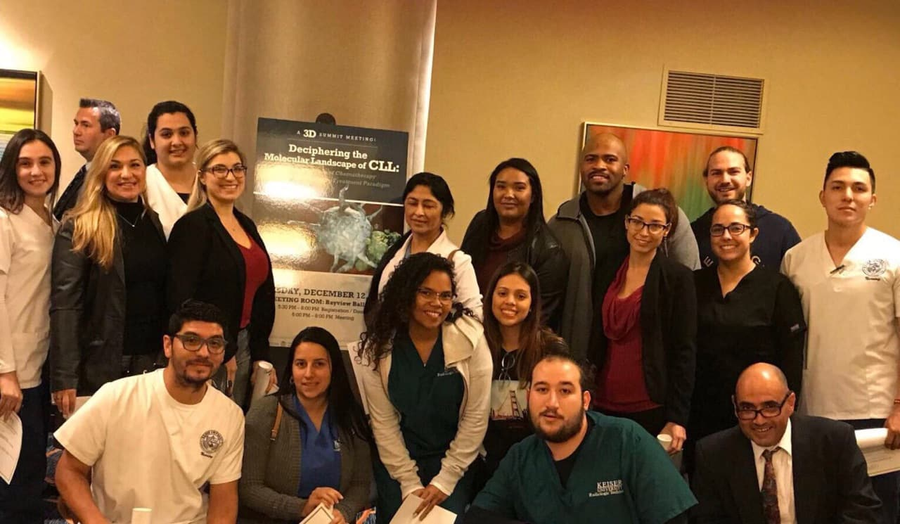 Miami Students Attend Conference on Chronic Lymphocytic Leukemia ...