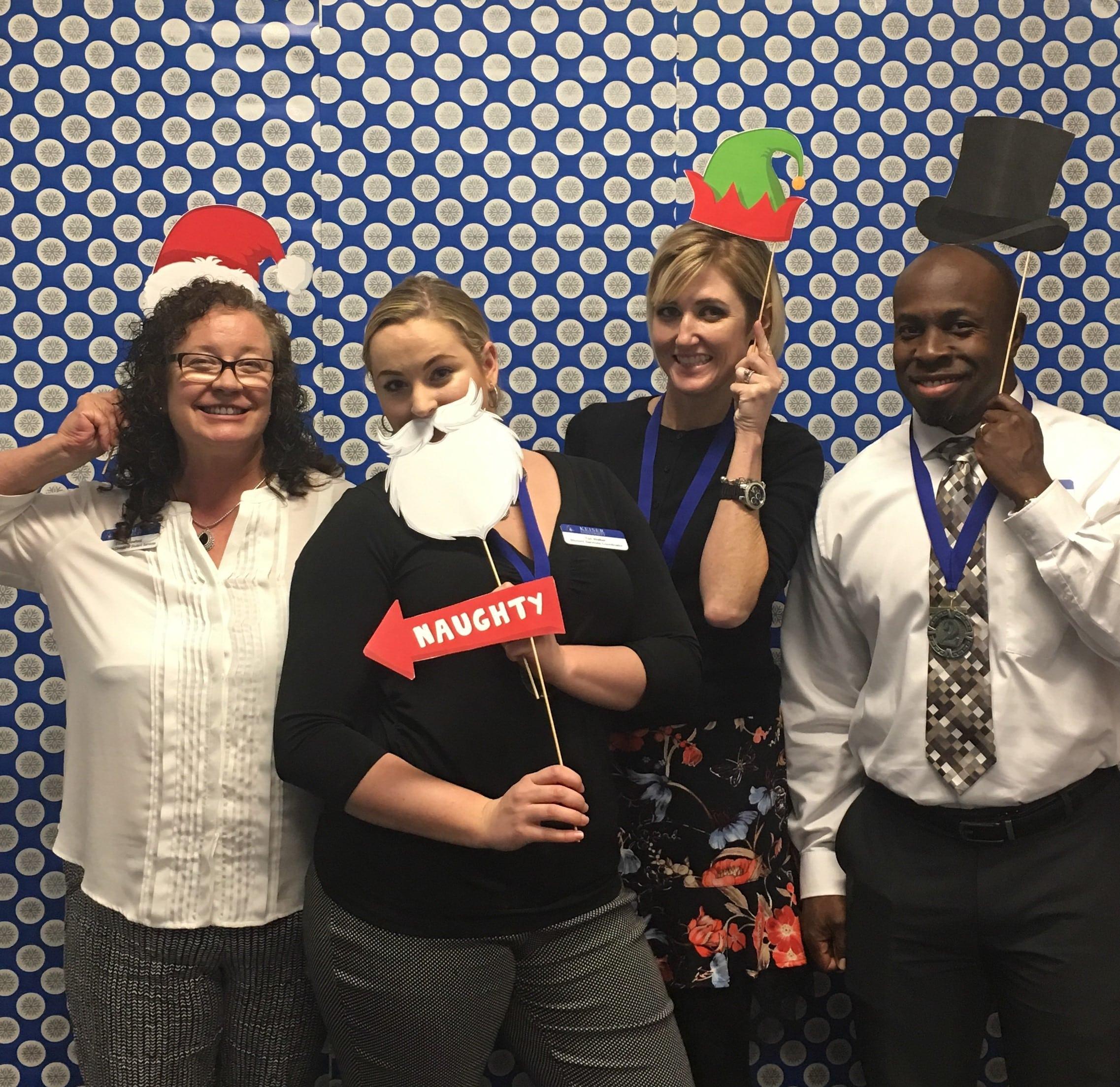 Holiday Fun at the Lakeland Campus