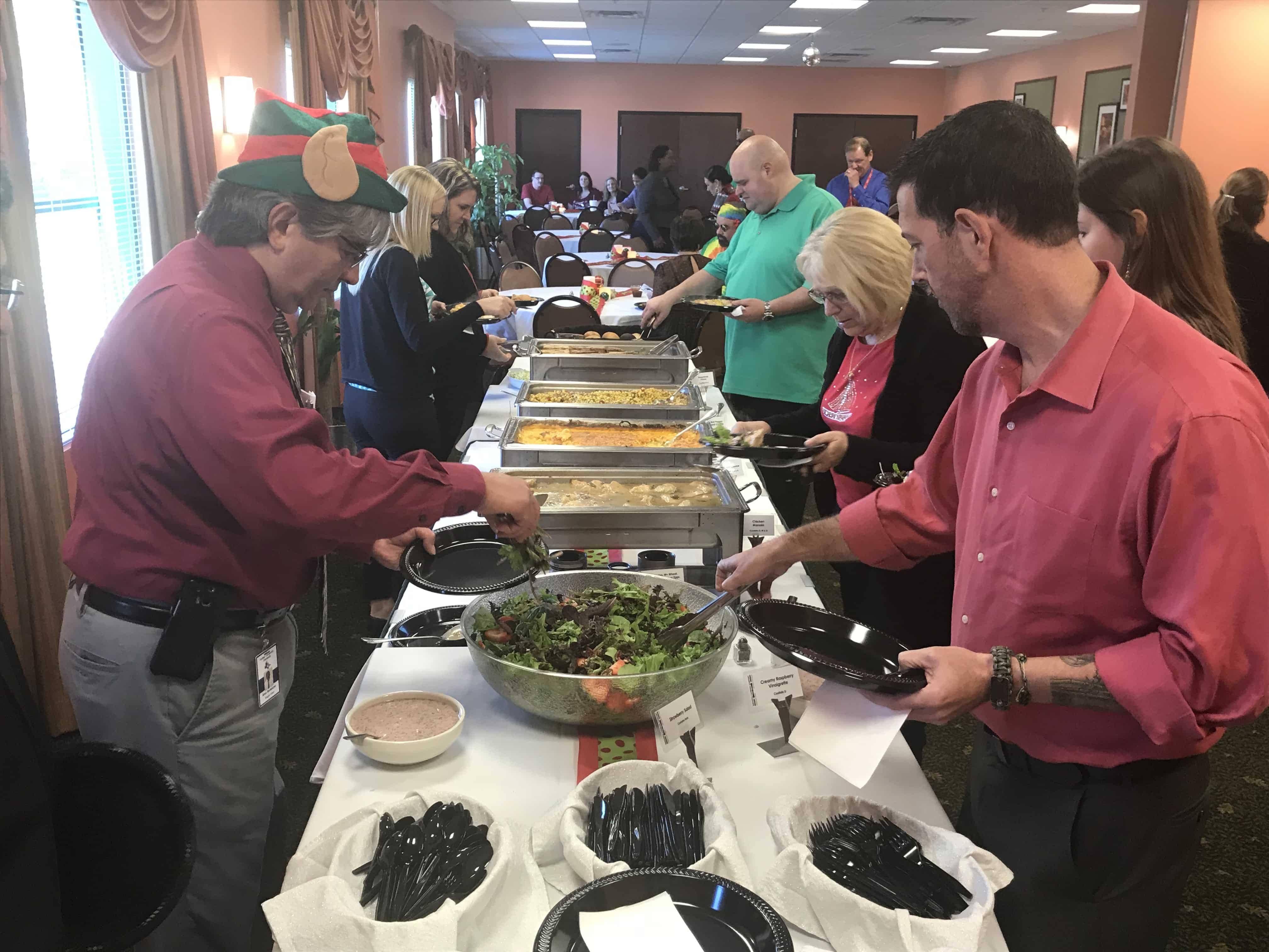 Sarasota Holds a Holiday Celebration