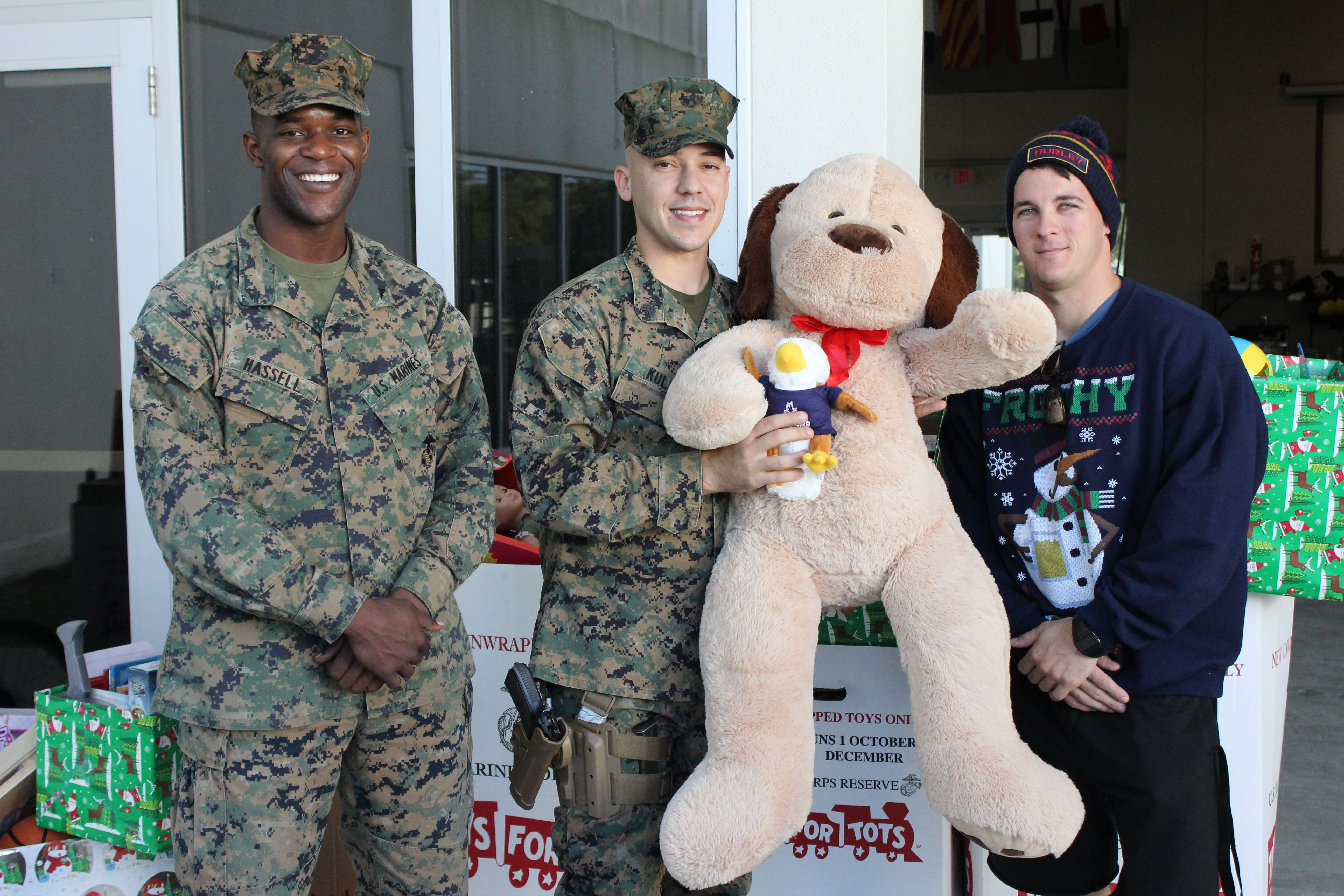 Pembroke Pines Delivers Toys Collected for Toys for Tots