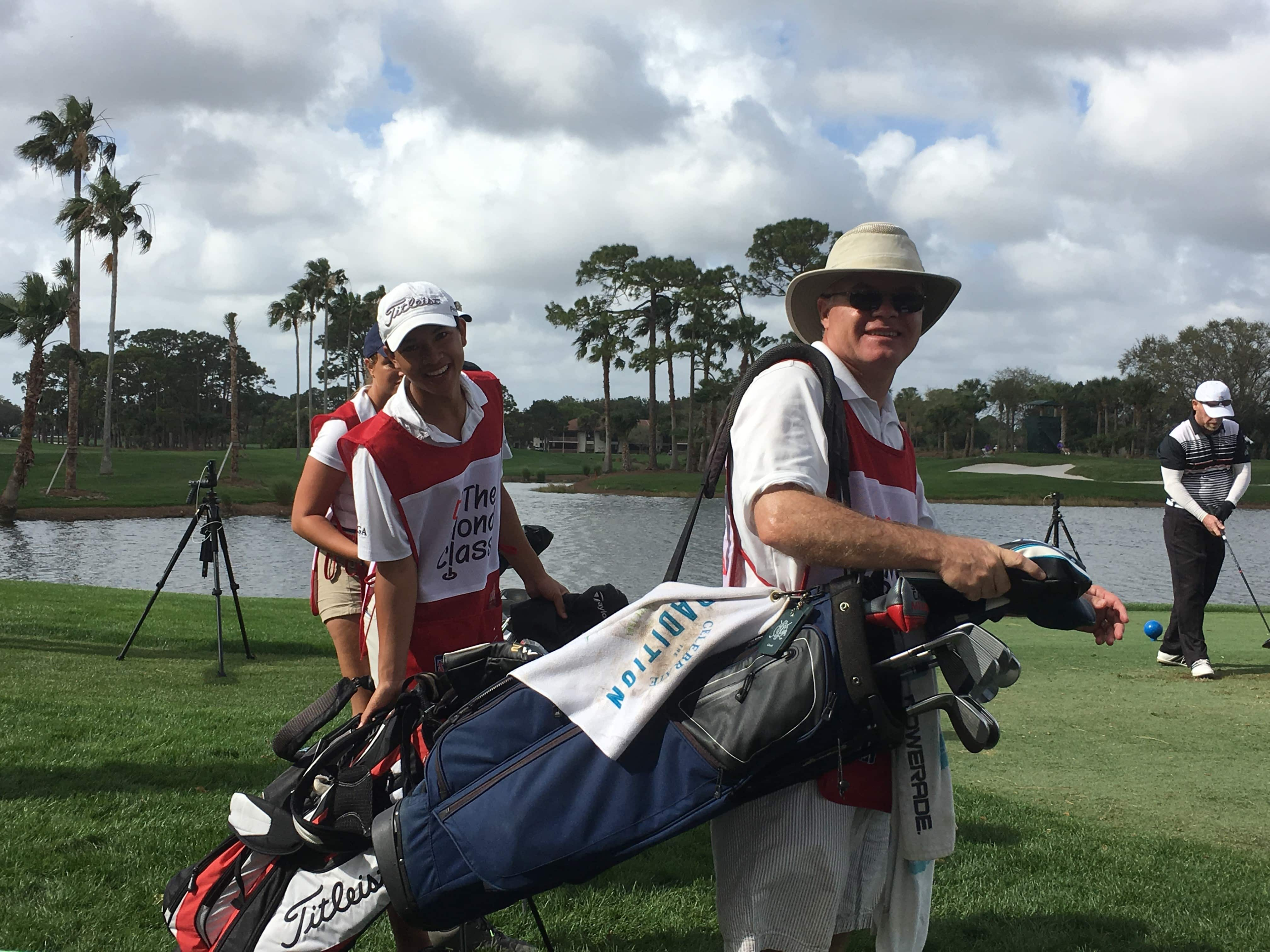 Keiser University COG Students and Professors Enjoy Honda Classic Pro-Am