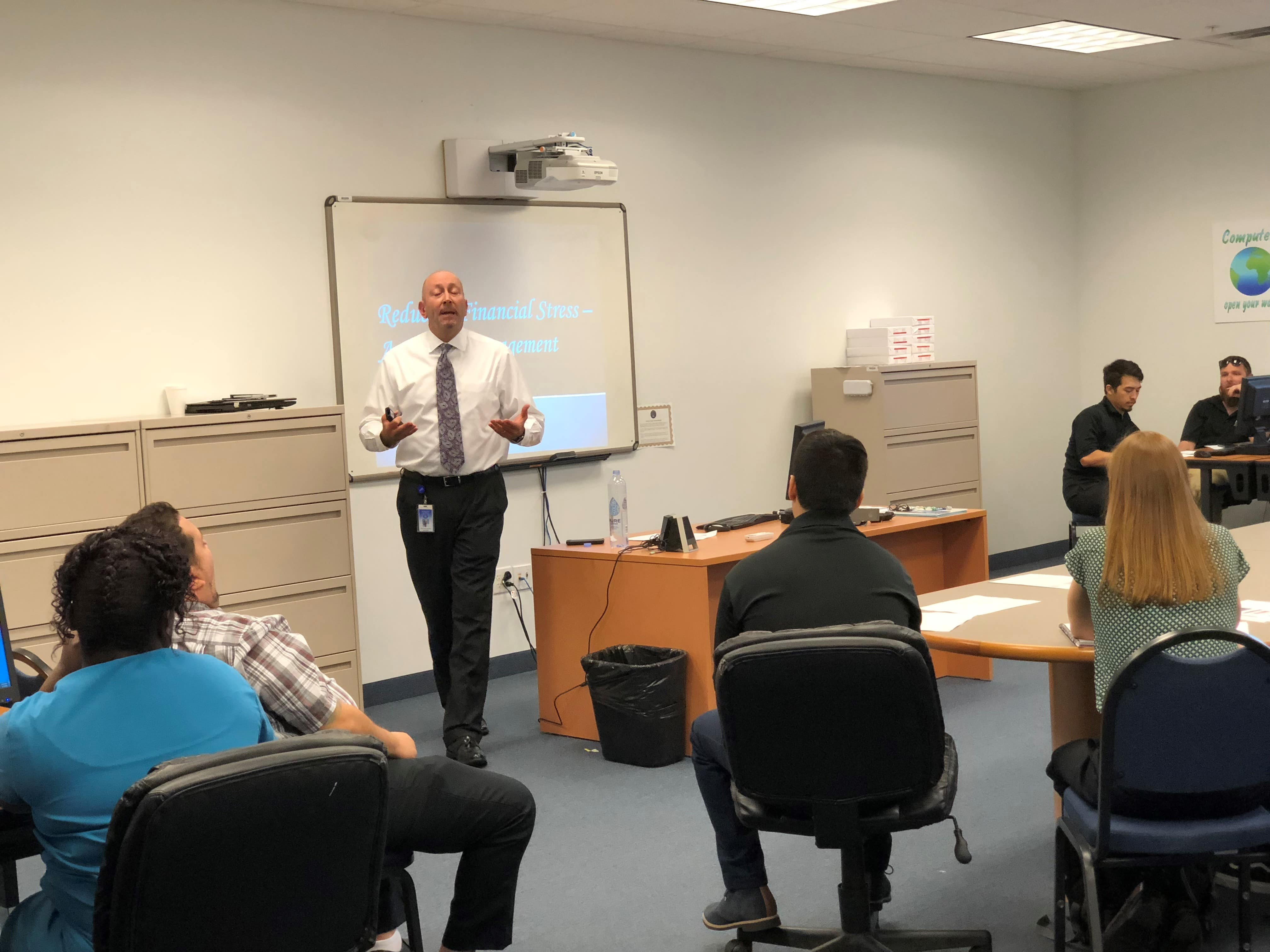 Fort Myers Campus Welcomes Keiser University Financial Literary Expert