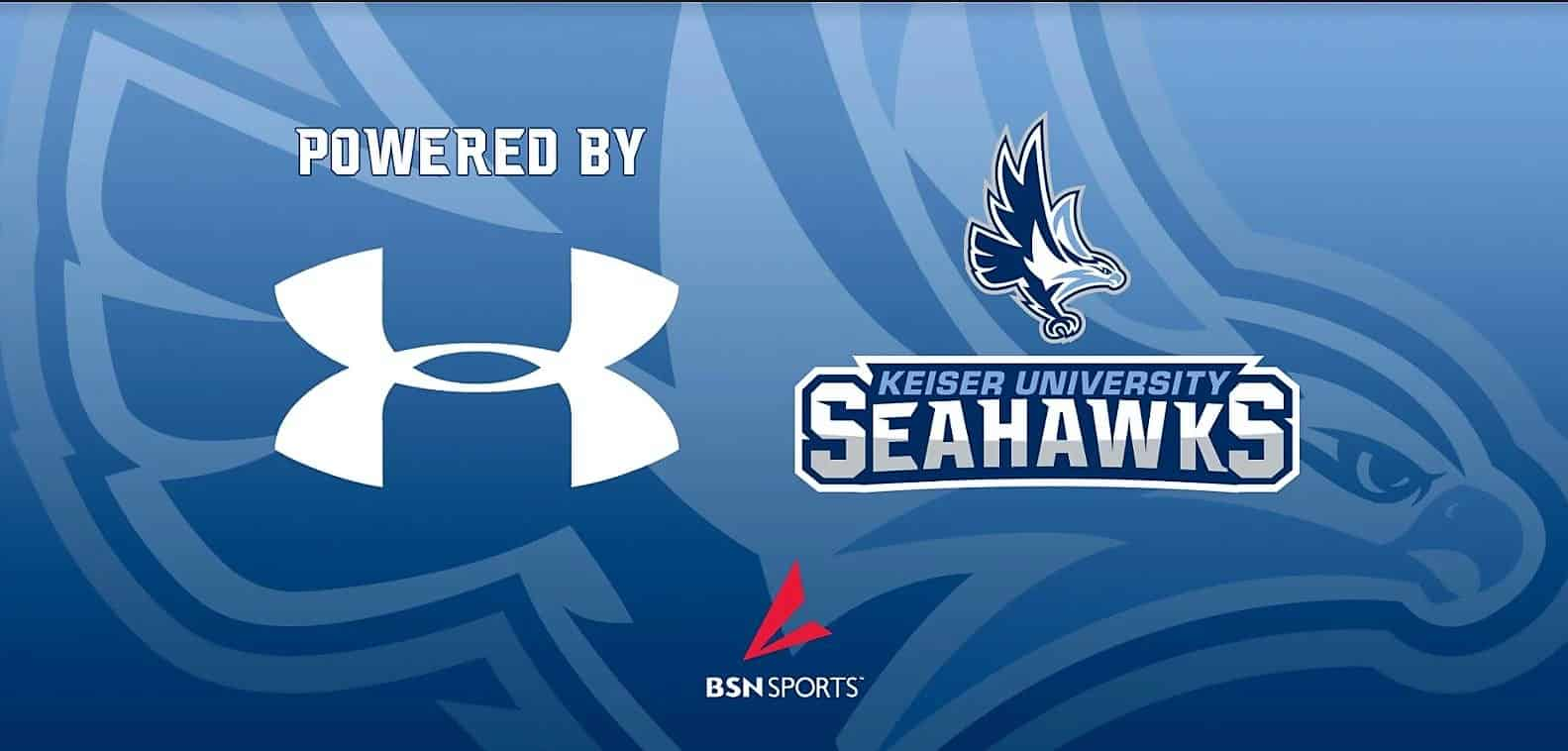 Keiser University Athletics Enters Partnership With Under Armour and BSN Sports