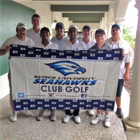 Seahawks National Collegiate Club Golf Association (NCCGA) Golf Club Team Captures Florida Regional Tournament #2 By 44 Strokes