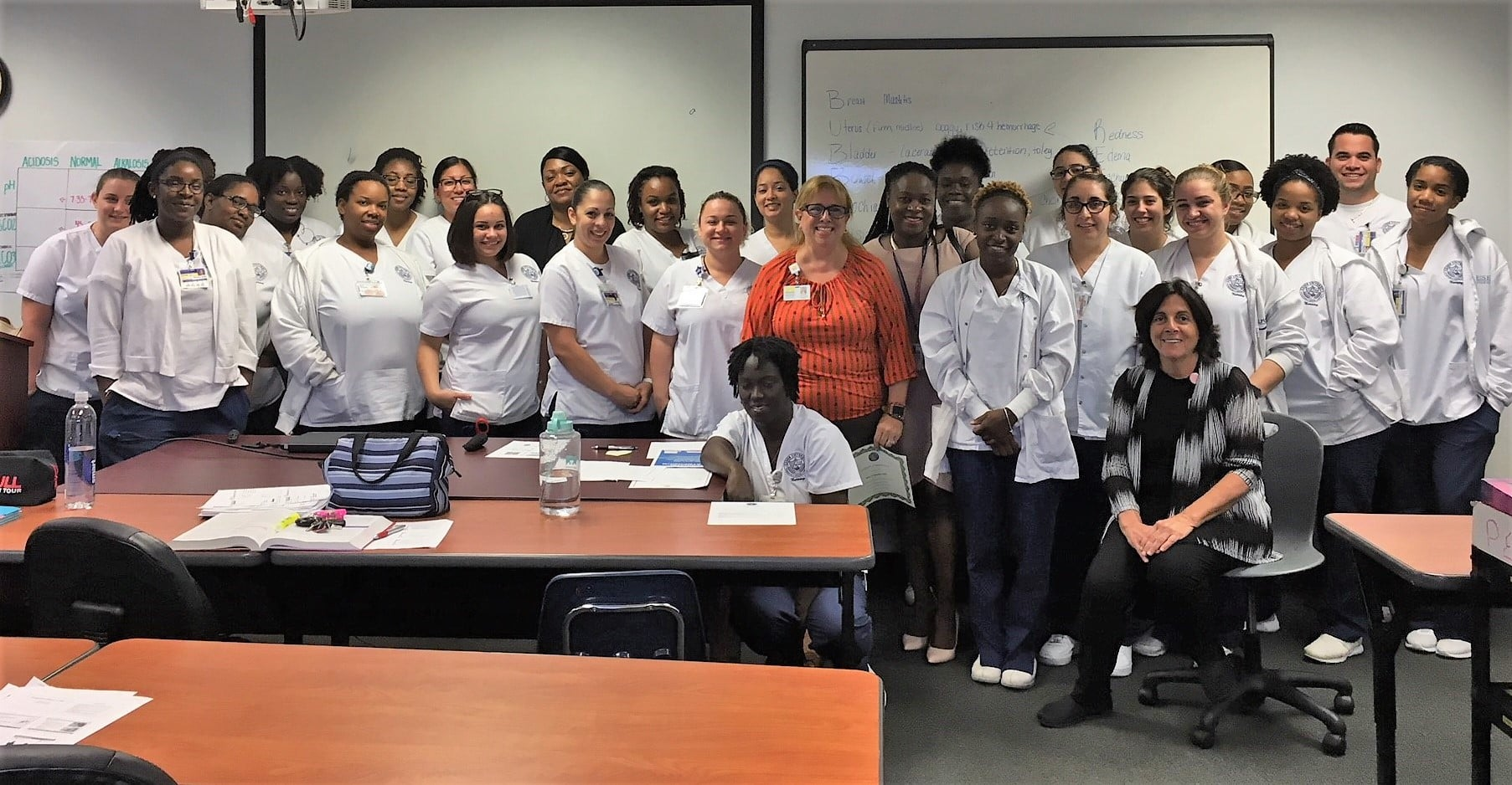 Keiser University Fort Lauderdale's Nursing Department welcome guest speakers