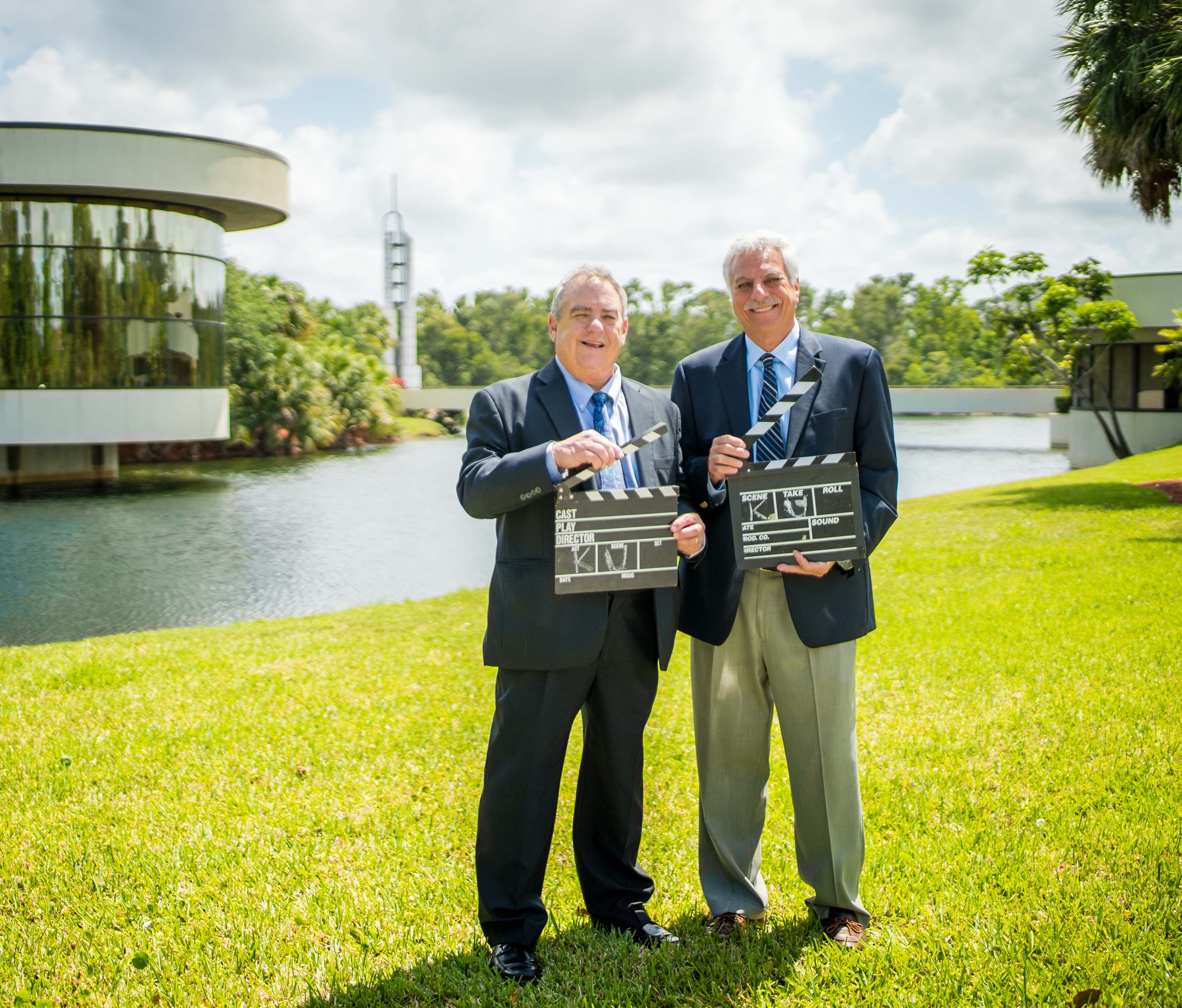 Local Visionaries Join to Introduce New Florida Film College