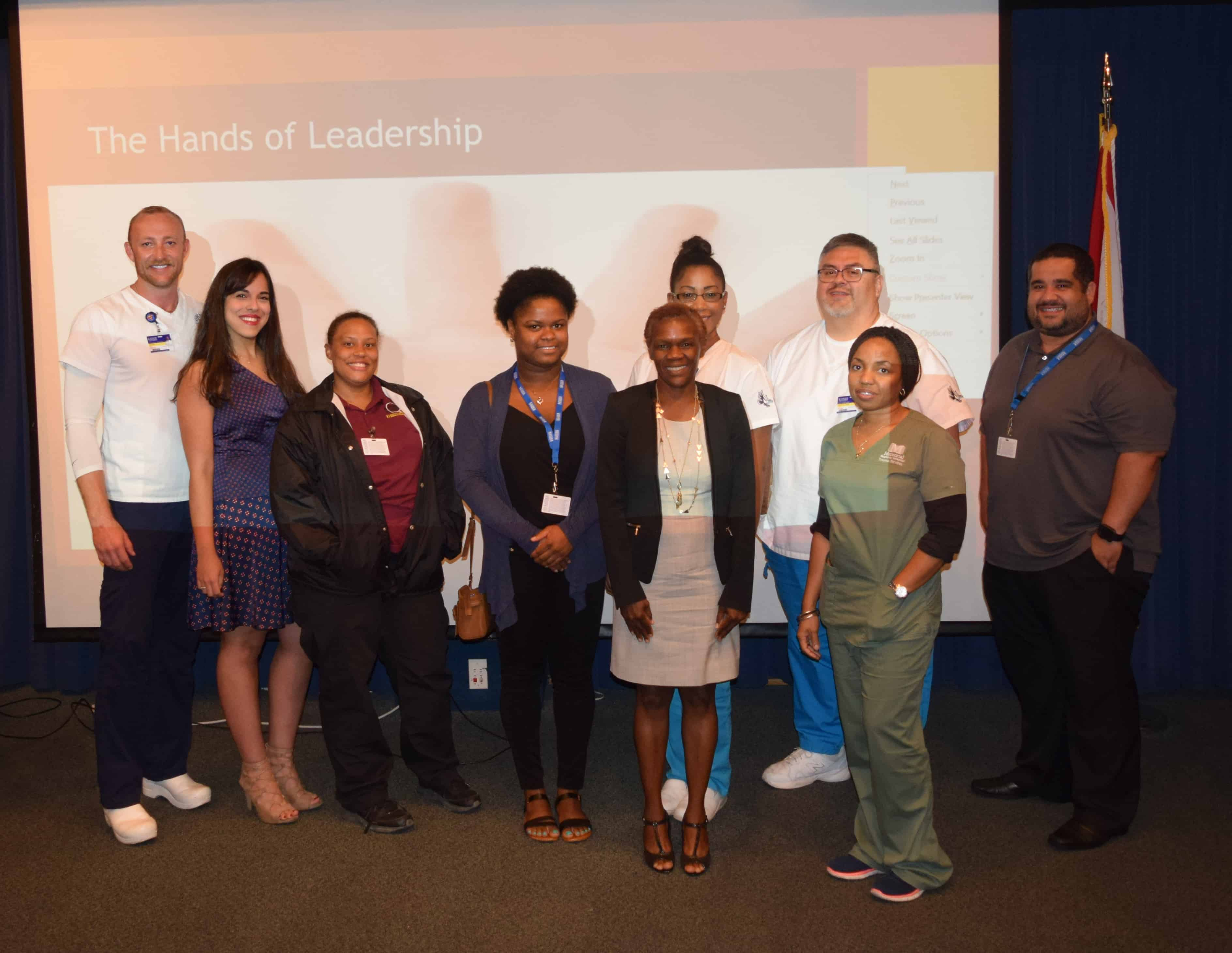 KU Fort Lauderdale Campus Welcomes Leadership Distinction Members