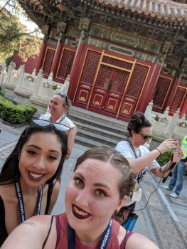 China Excursion Provides KU Fort Myers Student a Life-Changing