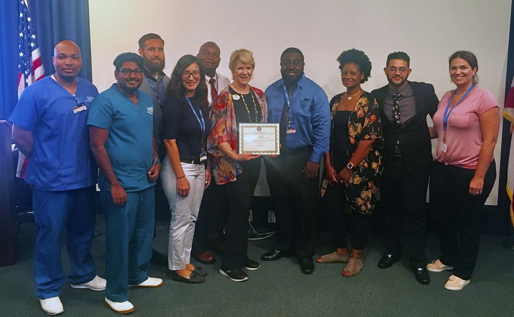 KU Fort Lauderdale Students Enjoy Employment Tool Seminar