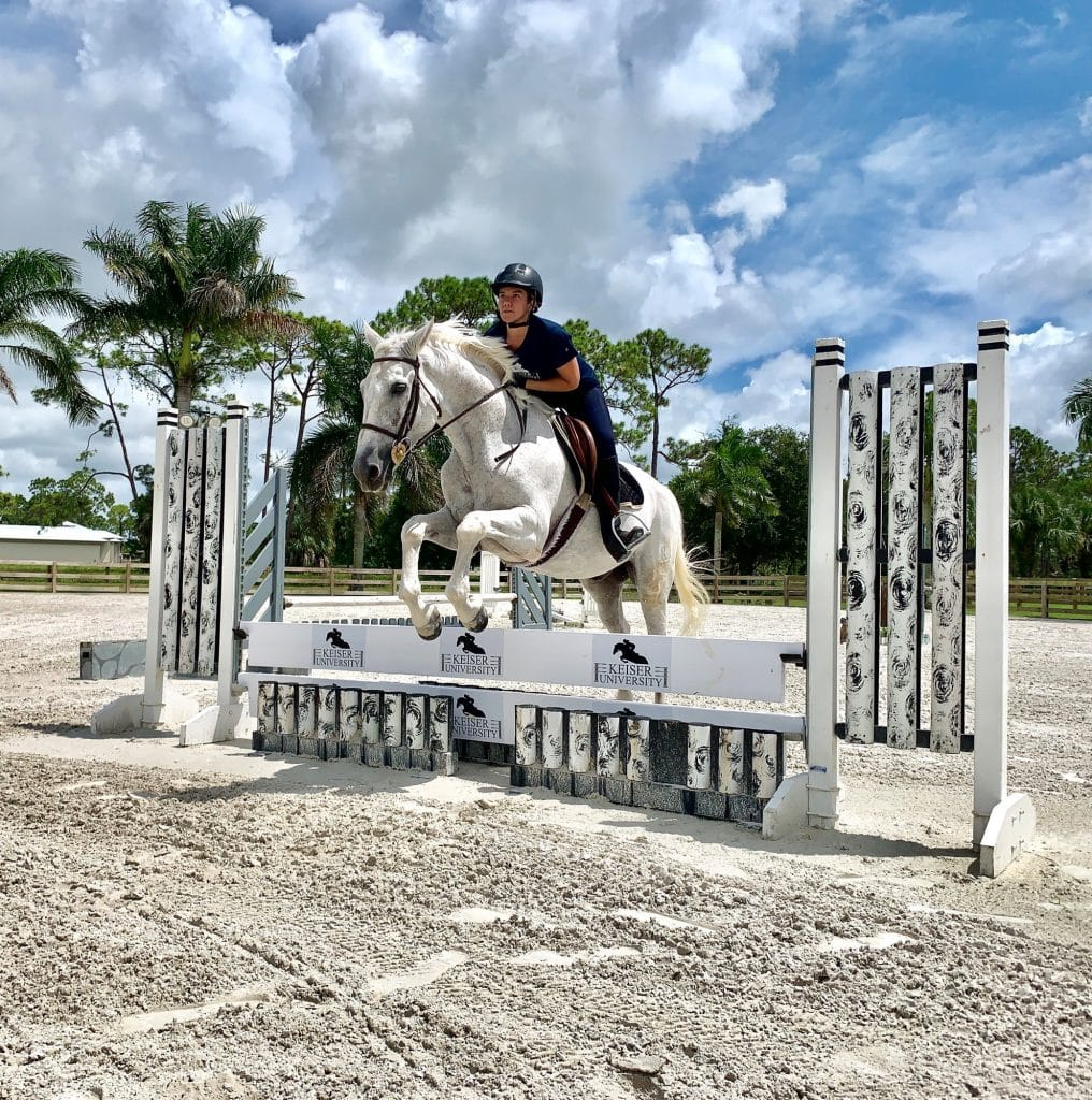 Keiser University Equine Studies Program
