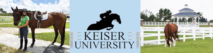 Equine Studies at Keiser University