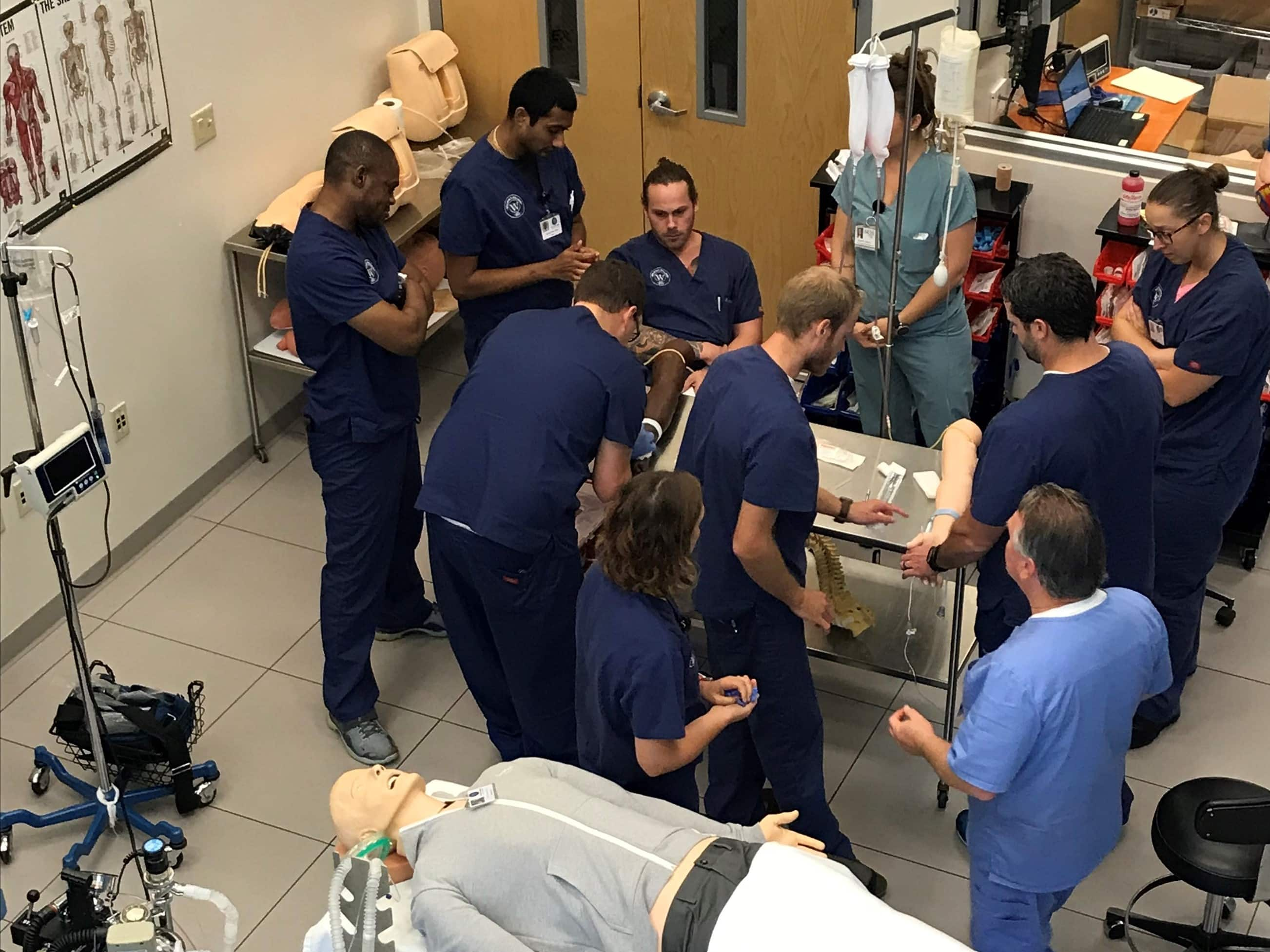 Keiser University Offers Master's and Doctorate Degrees in Nurse Anesthesia at New Campus in Naples, FL