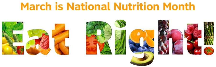 National-Nutrition-Month