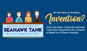 Keiser University Seahawk Tank Competition