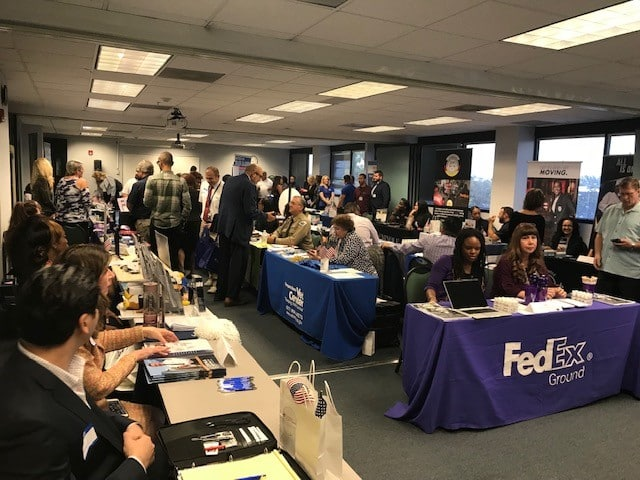Keiser University Fort Lauderdale Hosts Veterans Resource Fair