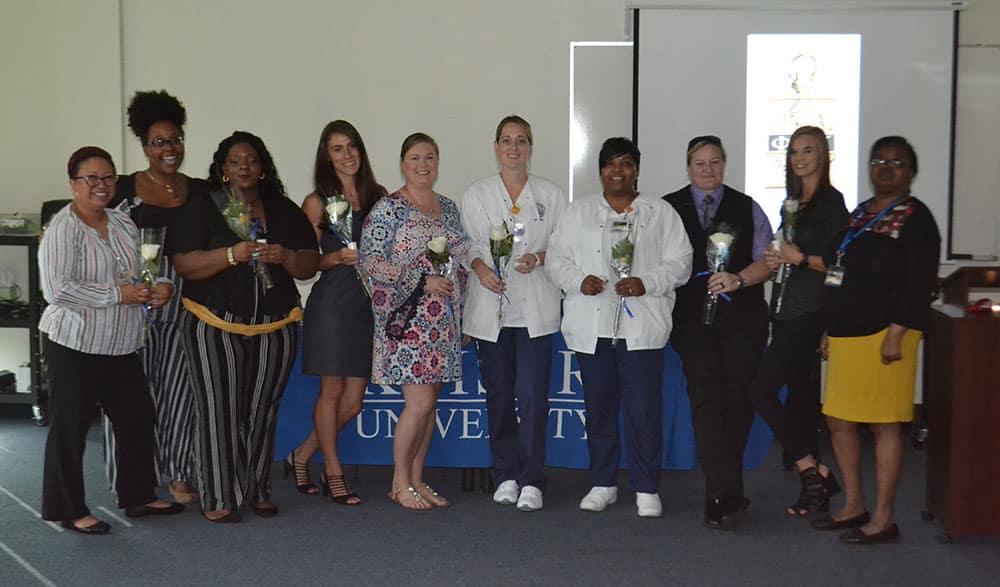 Phi Theta Kappa's Honor Society Welcomes KU Jacksonville Campus Scholars