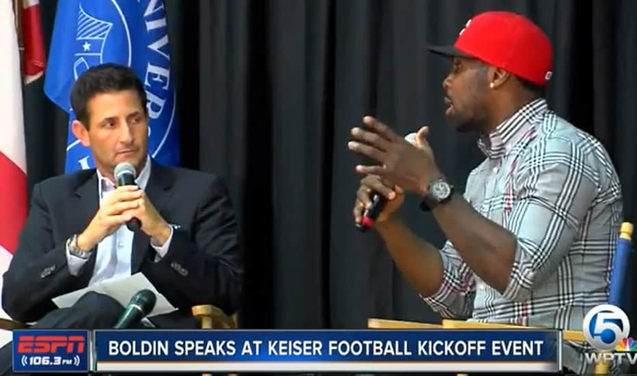 Keiser University's Football Season Kick-Off Welcomes Fans from Near and Far