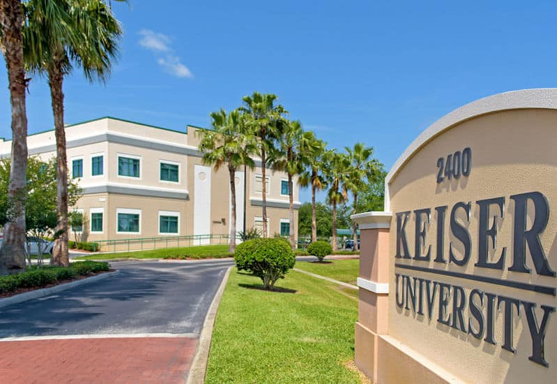Keiser University Earns High Marks In Recent School Rankings