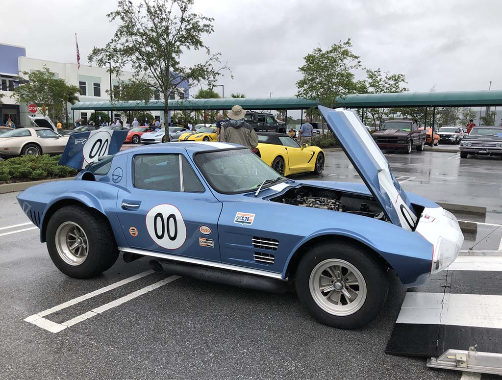 Port St. Lucie Campus Hosts Its First Car Show