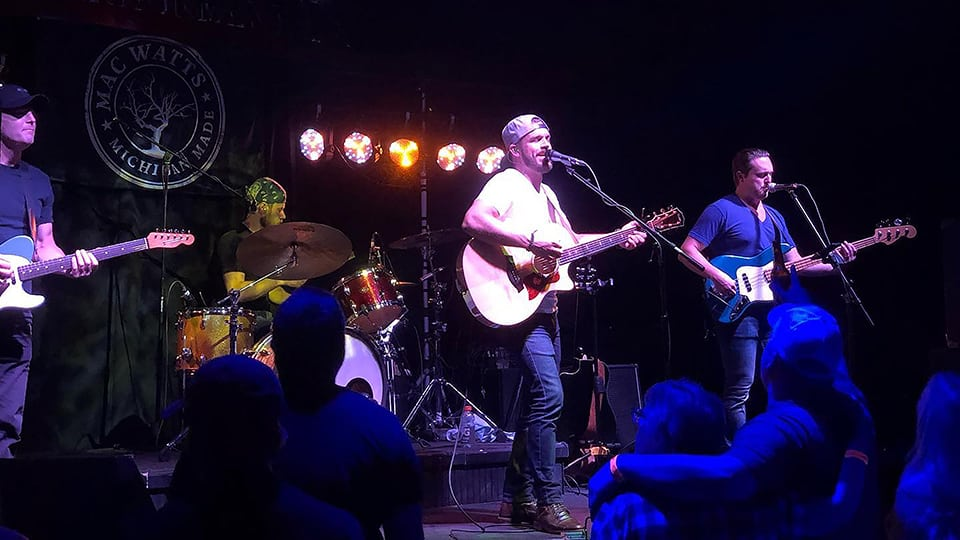 Keiser University Alumnus Takes-On Nashville as a Recording Artist