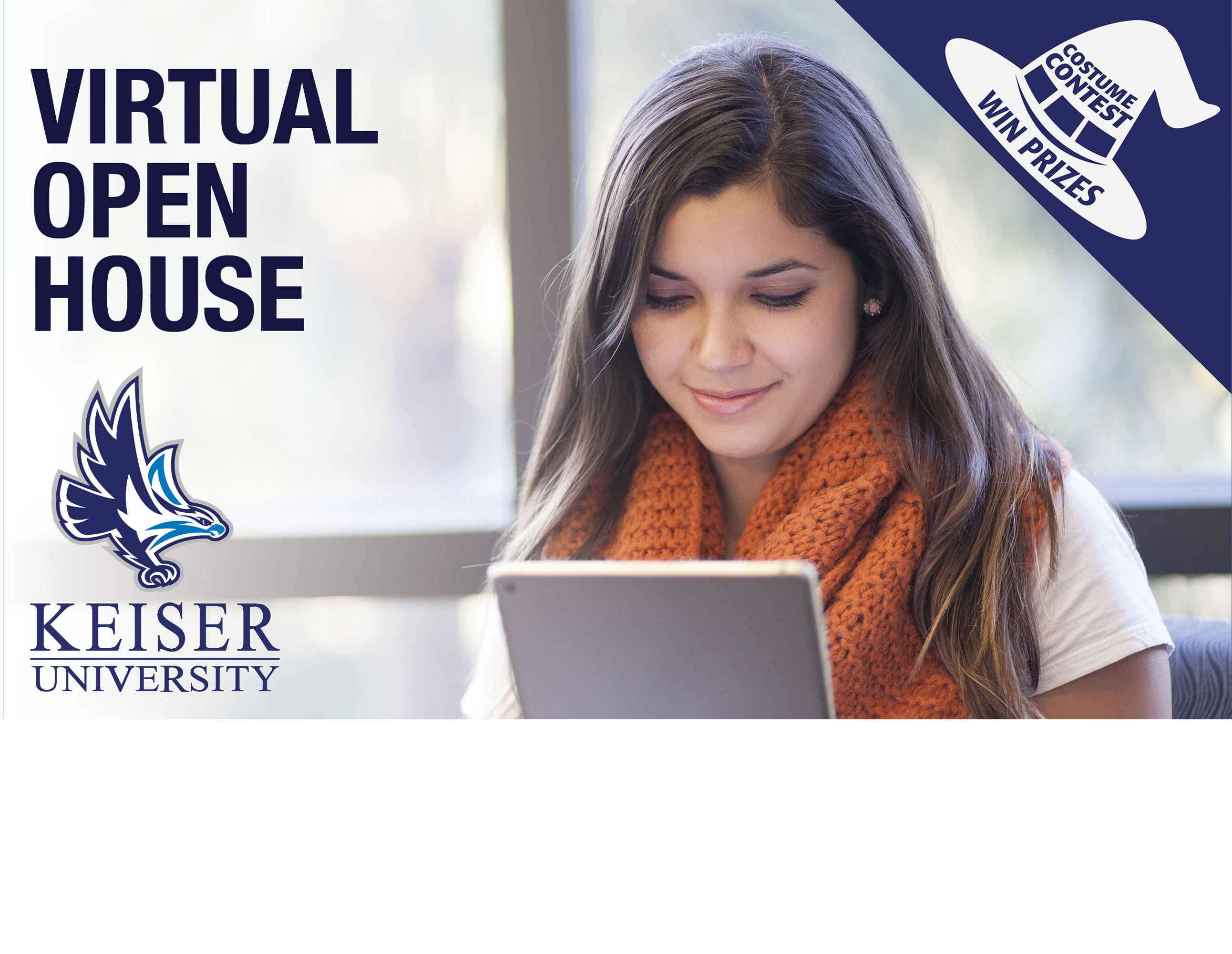 Keiser University Virtual Open House