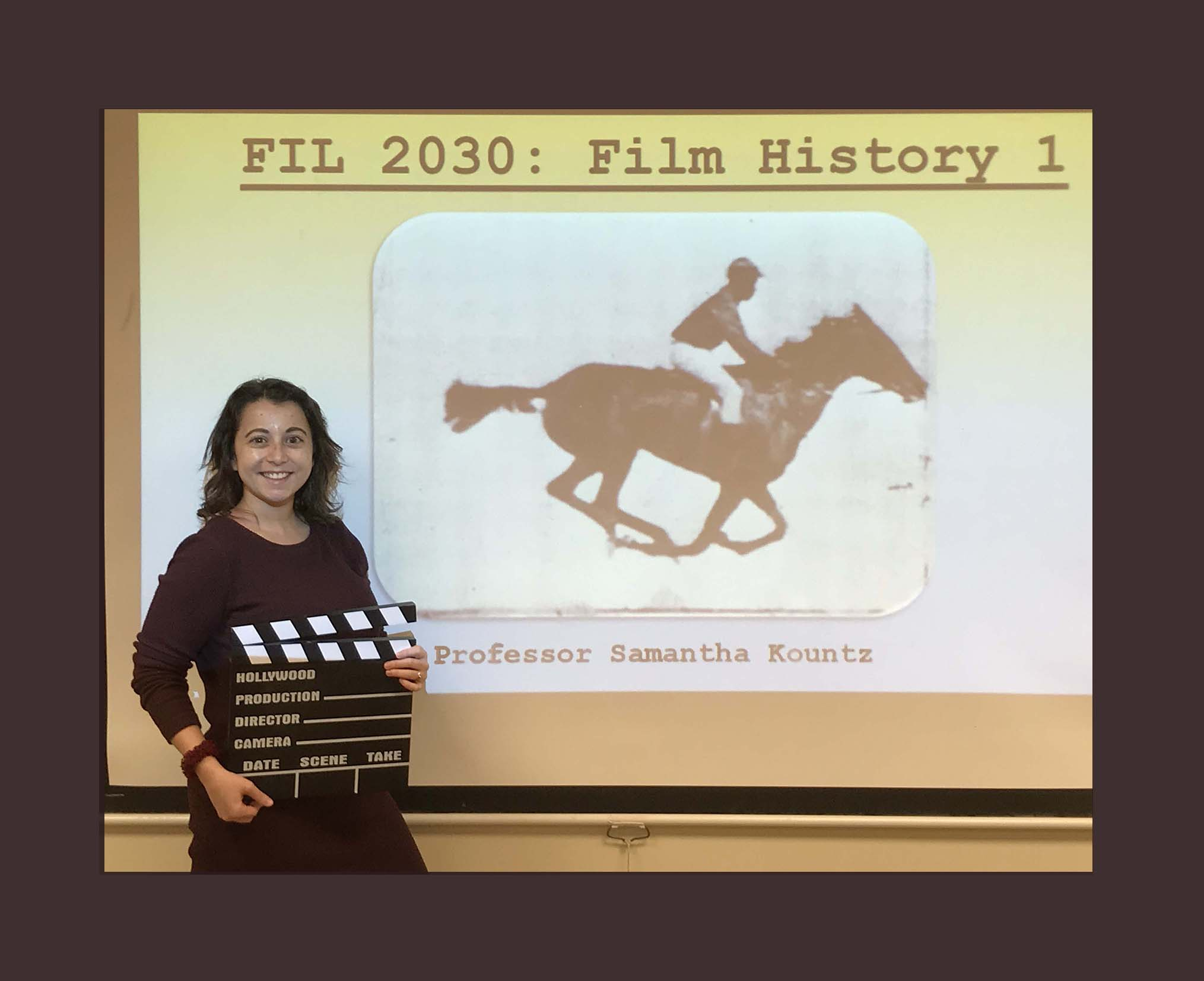 G-Star Graduate Now Shares Love of Film with Keiser University Cinematic Arts Students
