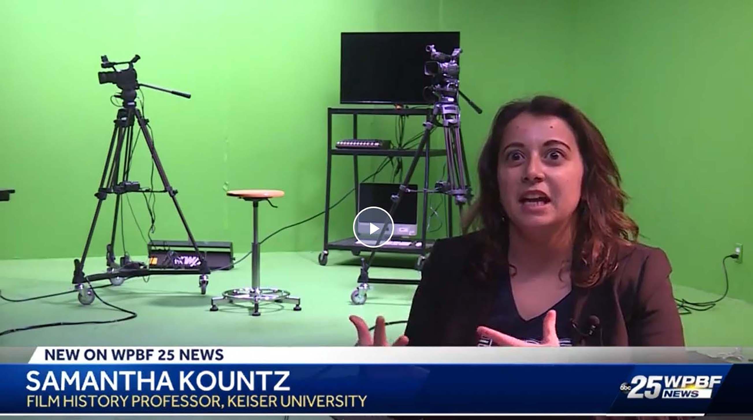 Keiser University Melbourne Halloween 2020 Keiser University and GStar Film Instructor Shares Top Ingredients