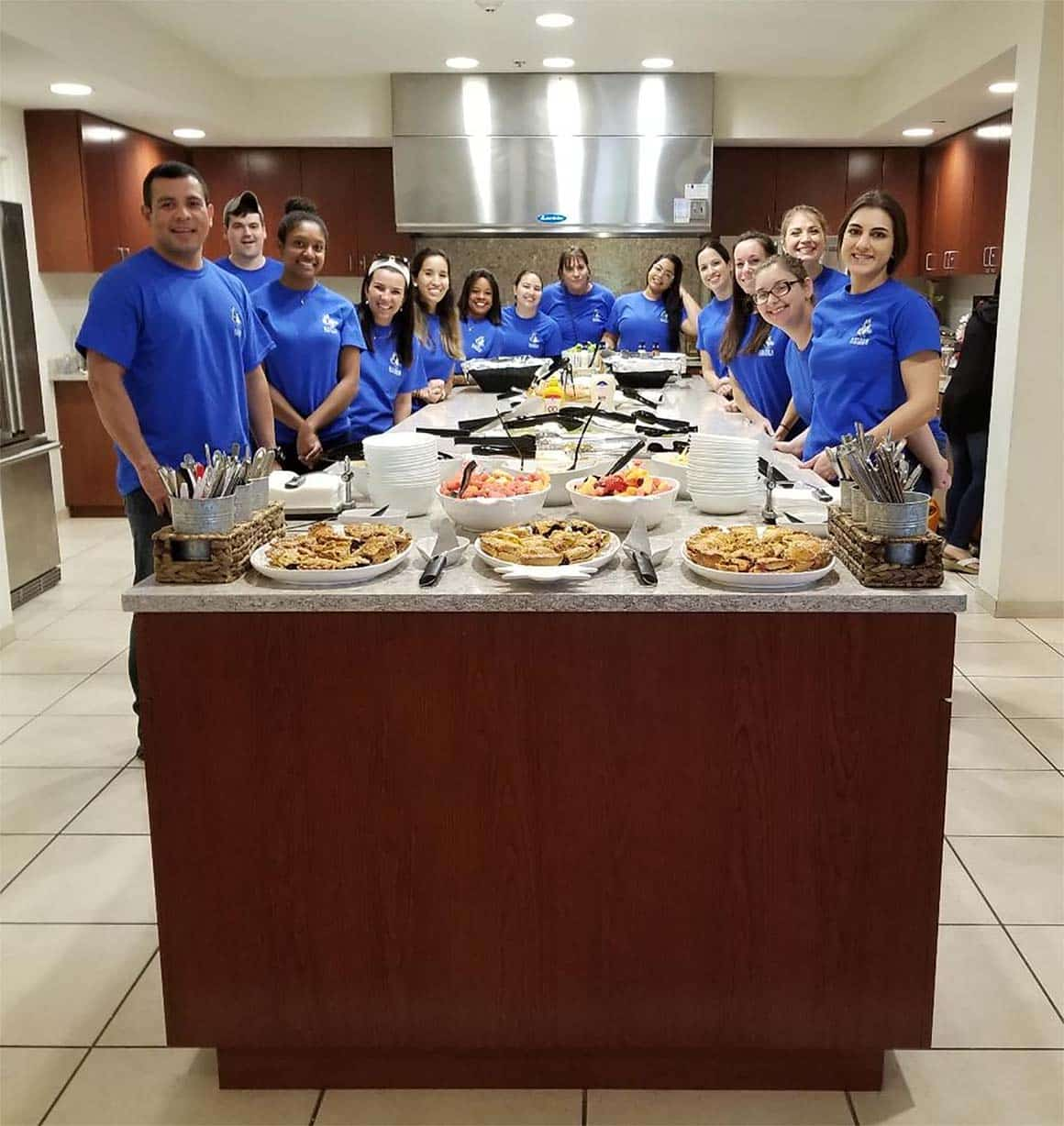 KU West Palm Beach Campus Nursing Students Support Important Causes