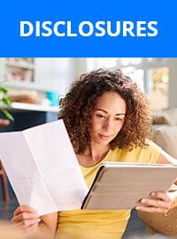 Disclosures/Reports