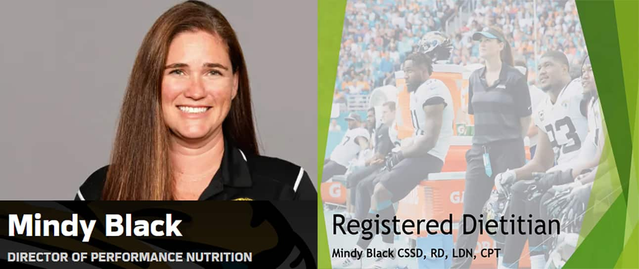 NFL Dietitian Shares Insights with Keiser University Jacksonville Campus Students