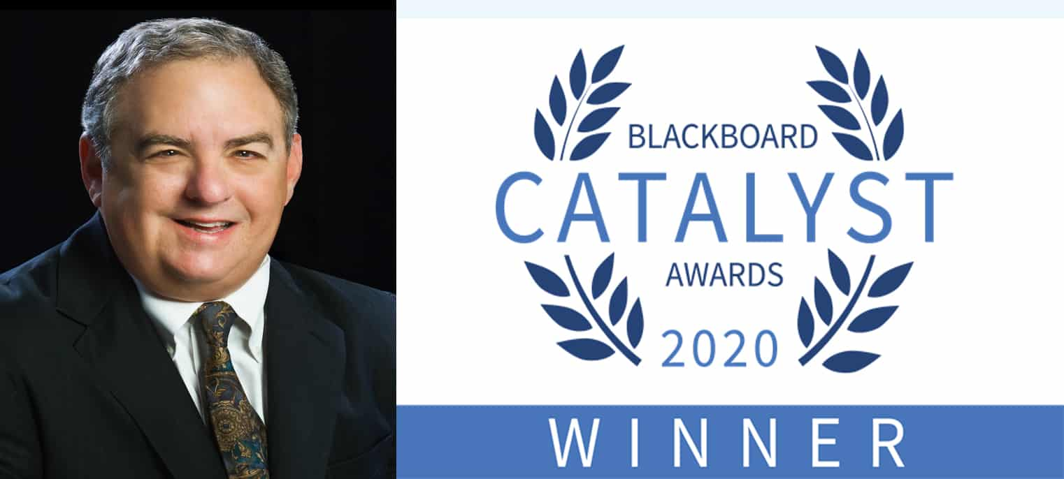 Keiser University's Online Division Wins Blackboard Catalyst Award