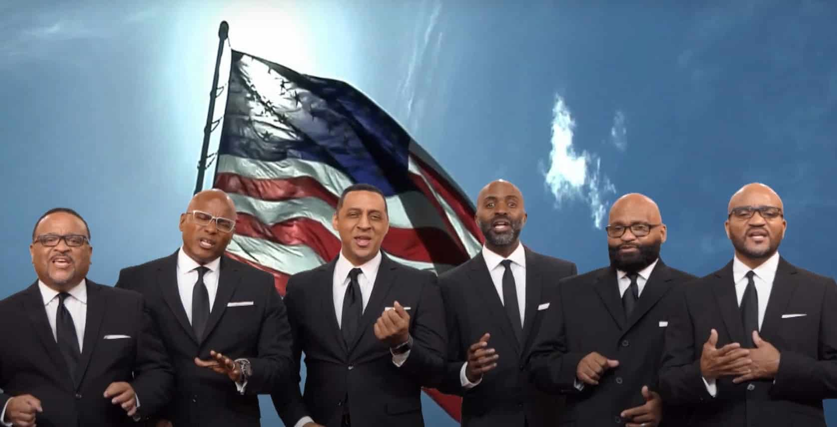 INDEPENDENCE DAY TRIBUTE: Keiser University Student and Fellow A Capella Band Members Share Their Version of the Star Spangled Banner