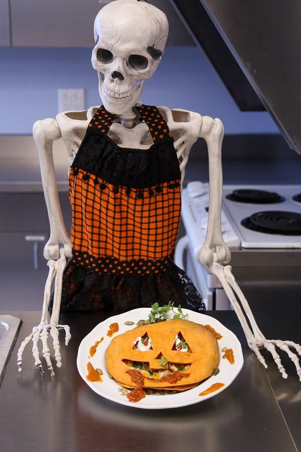 Dietetics and Nutrition Students' Top 3 Halloween Treats