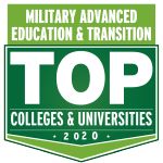 Military Advanced Education & Transition - Top Colleges & Universities 2020